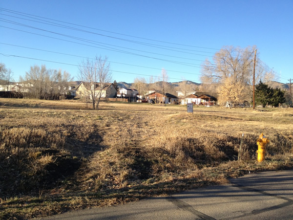 photo of lot for sale at 1180 Orchard